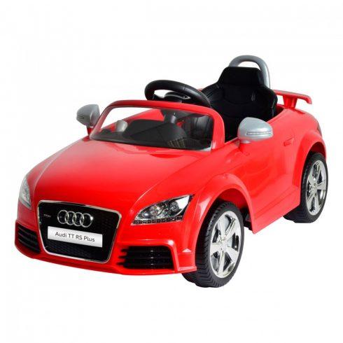 Mașină electrică Audi TT, de la 3 ani, 3 km/h, roșie