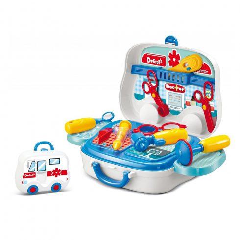 Set jucărie geanta doctor