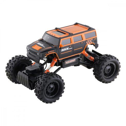 Mașină alpinist off-road cu telecomandă, 1:14, portocaliu