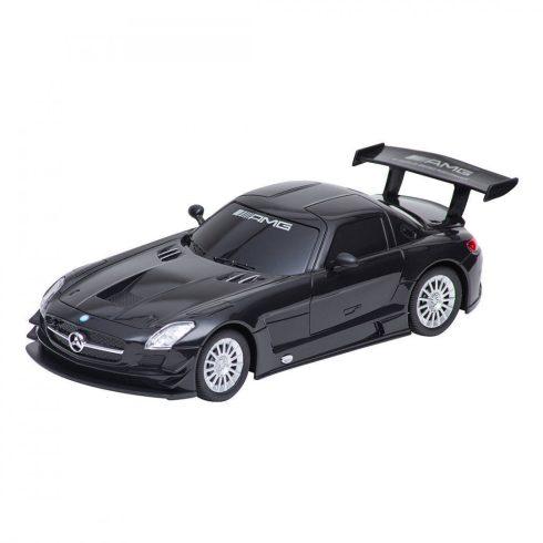 Mercedes SLS AMG GT3 mașină cu telecomandă, 1:24, negru