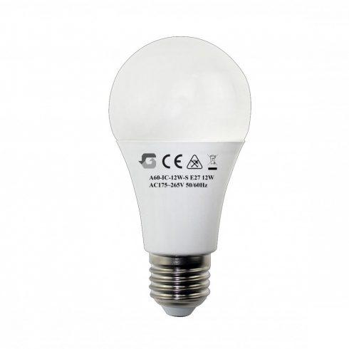 Bec LED 12W cu senzor de mișcare