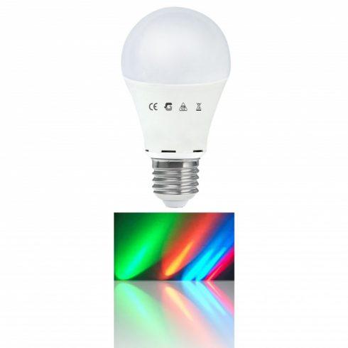 Bec LED culoare schibătoare 7,5W E27