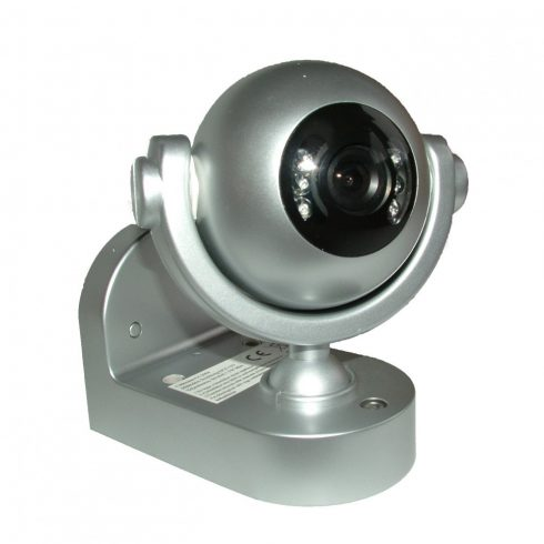 Cameră CCTV alb-negru