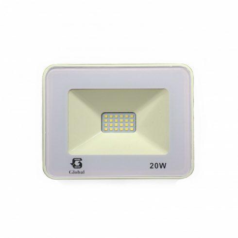 Reflector LED cu senzor de mișcare de 20 W (FL-APPLE-10WMW-1)
