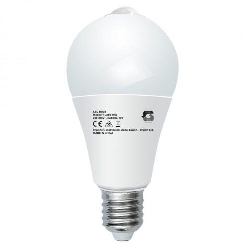 Bec LED cu senzor de mișcare 10W