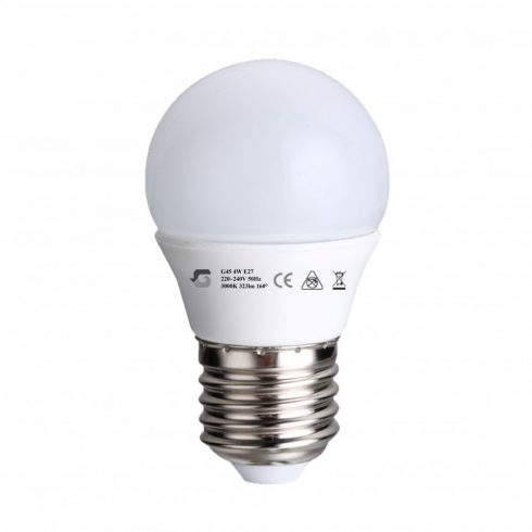 Bec LED G45 4W E27