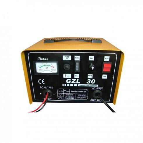 Încărcător de baterii 12V-24V 24 / 16A 230V 50 / 60Hz 300W