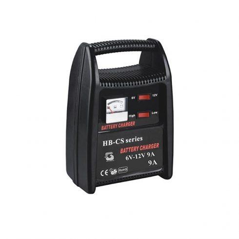 Încărcător baterie auto și moto 6V - 12 V / 9 A / 230 V / 50/60 Hz / 108 W