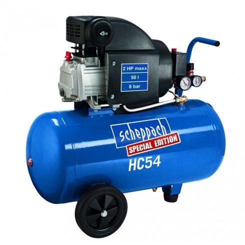 Scheppach HC 54 compresor lubrifiat cu ulei 5 l