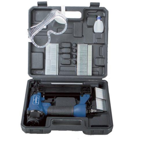 Scheppach Capsator / pistol cuie pneumatic 2 în 1