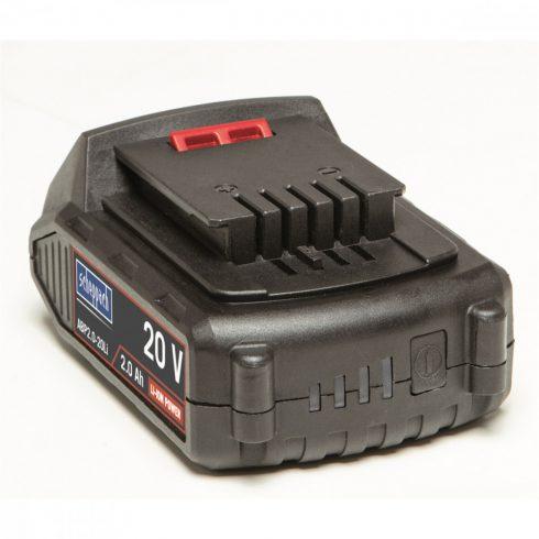 Scheppach baterie Li-Ion 20 V 2 Ah