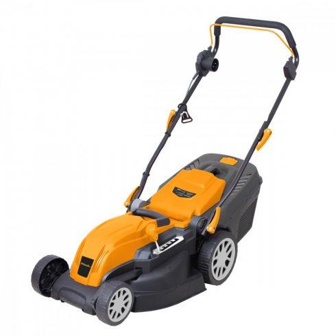 Riwall PRO REM 3817 mașină de tuns iarba electrica 2 in 1