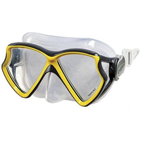 INTEX Aviator Pro ochelari de scafandru, galben (55980)