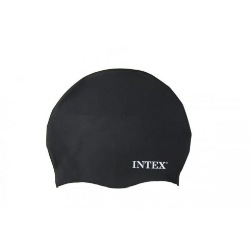 INTEX cască înot silicone, negru (55991)