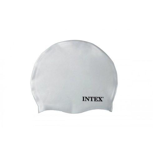 INTEX cască înot silicone, alb (55991)