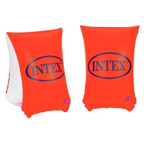 Aripioare înot cu inscripție INTEX, mare, 2 buc / pachet (58641)