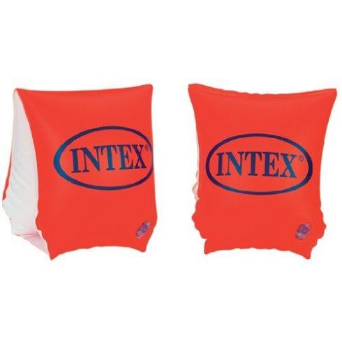 Aripioare înot cu inscripție INTEX, mic, 2 buc / pachet (58642)