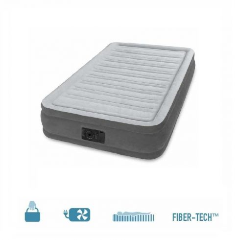 INTEX Comfort Plush, pat gonflabil, 99 x 191 x 33cm (67766)