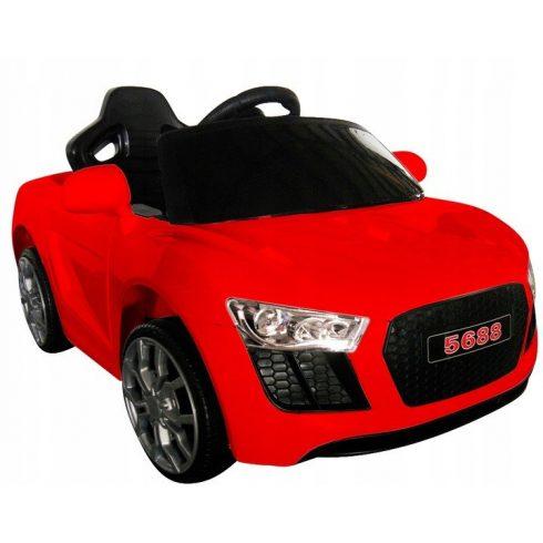 Mașinuță sport electrică pentru copii, RG-AA4, roșu