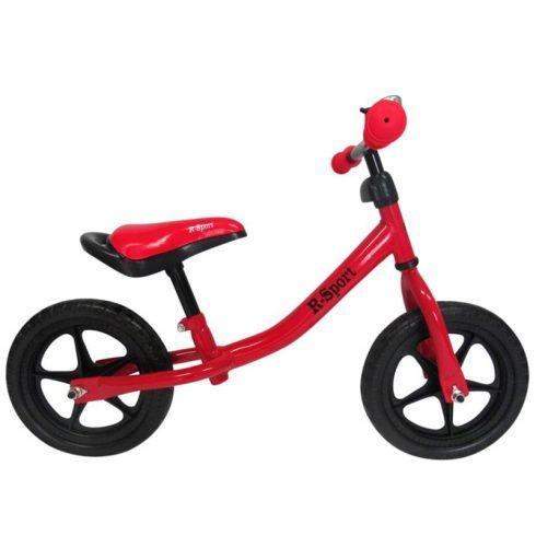 R1 bicicleta fără pedale, roșu