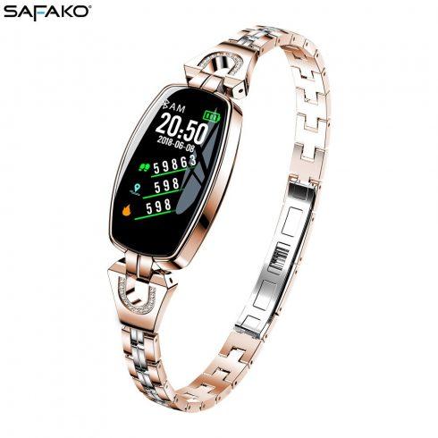Brățară inteligentă Safako SB5010  (rosegold)