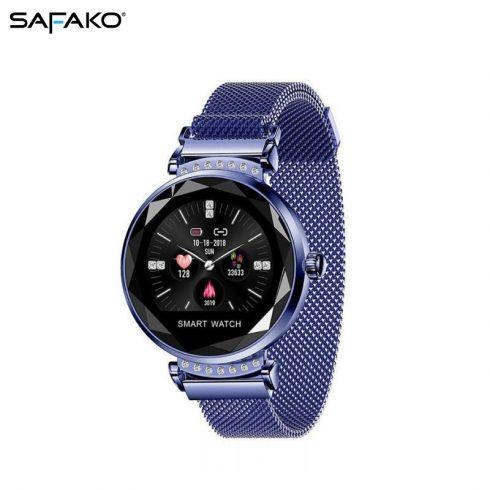 Ceas inteligent Safako SB7010 albastru