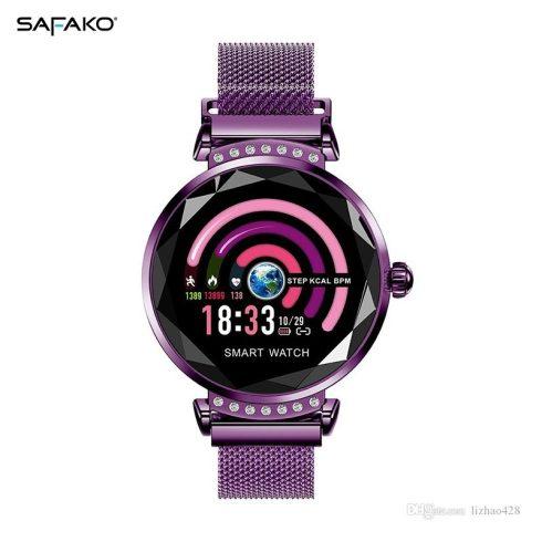 Ceas inteligent Safako SB7010 violet