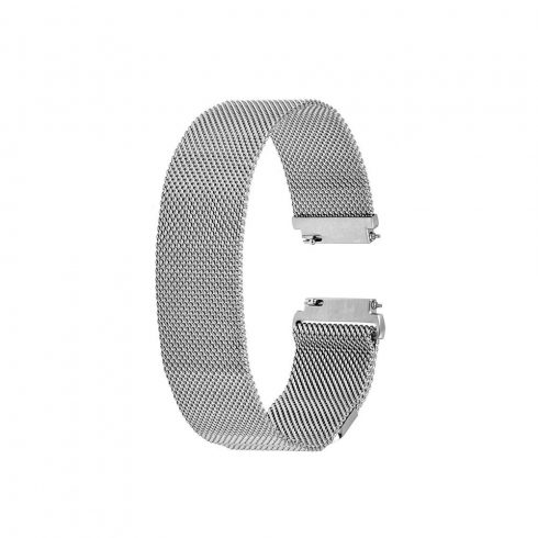 Curea - pentru ceasuri Safako SB7010 și SB8010, metal, argintiu