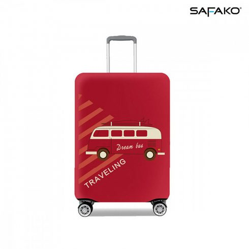 BP-C2XXL husă protectoare pentru valiză - voiaj roșu - XXL - valiză extra mare