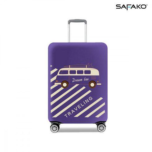 BP-C3S husă protectoare pentru valiză - voiaj bleumarin - S - bagaj mare de mână
