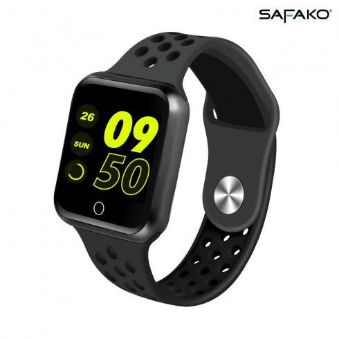 Ceas inteligent Safako SWP10  (negru)