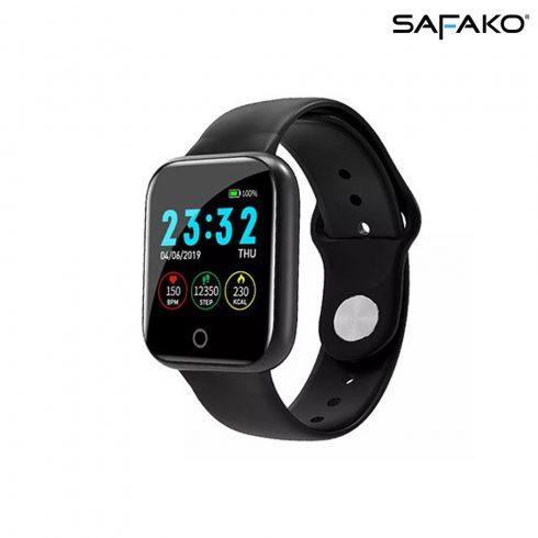Ceas inteligent Safako SWP15 negru