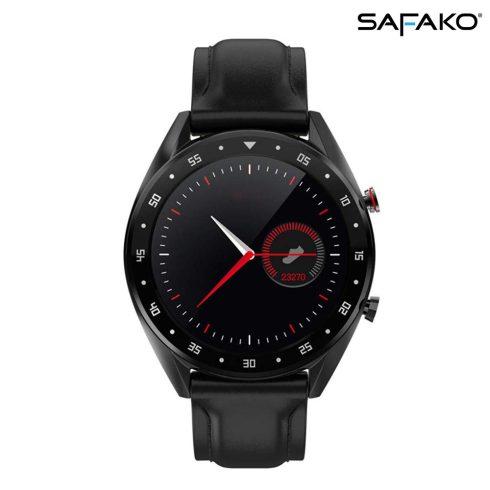 Ceas inteligent Safako SWP75 BT negru