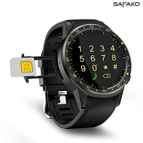 Ceas inteligent Safako SWP80 GPS