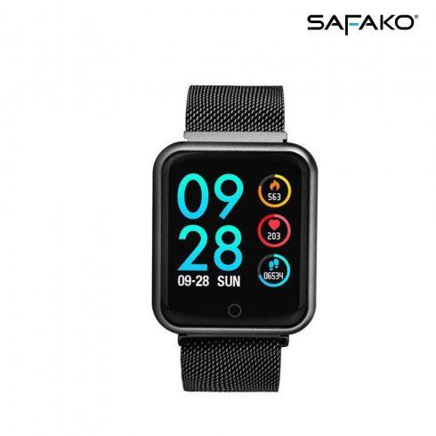 Ceas inteligent Safako P68 Pro negru