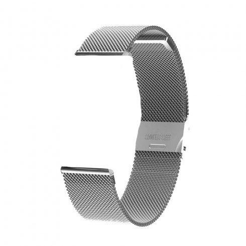 Curea metalică pentru ceas inteligent Safako SB7020 (argintiu)