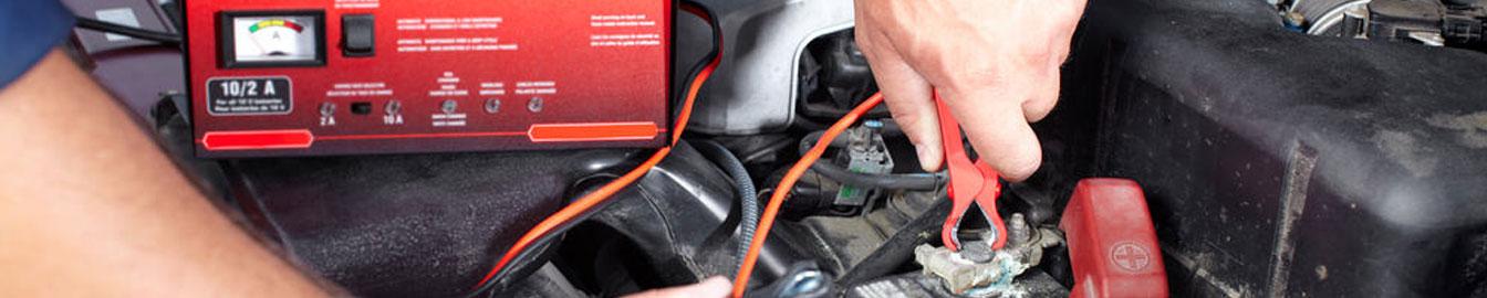 Akkumulátor töltők és indítókábelek