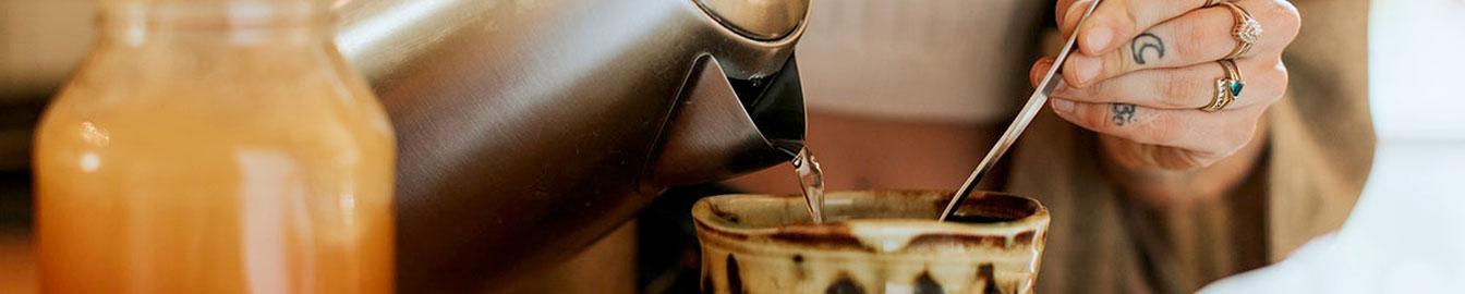 Teafőzők, vízforralók
